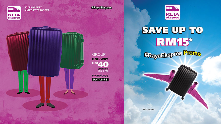Marketing ERL baggage
