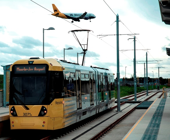 Metrolink Airport line website