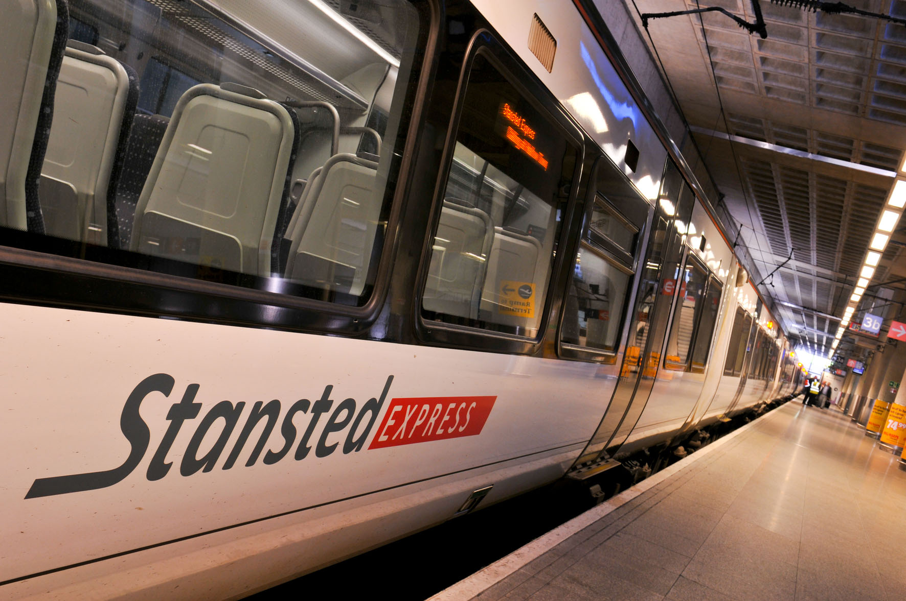 Cupon promocional stansted express