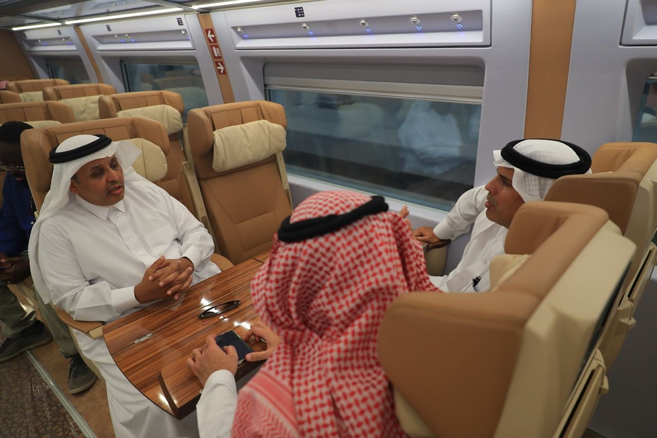 Haramain Rail Project