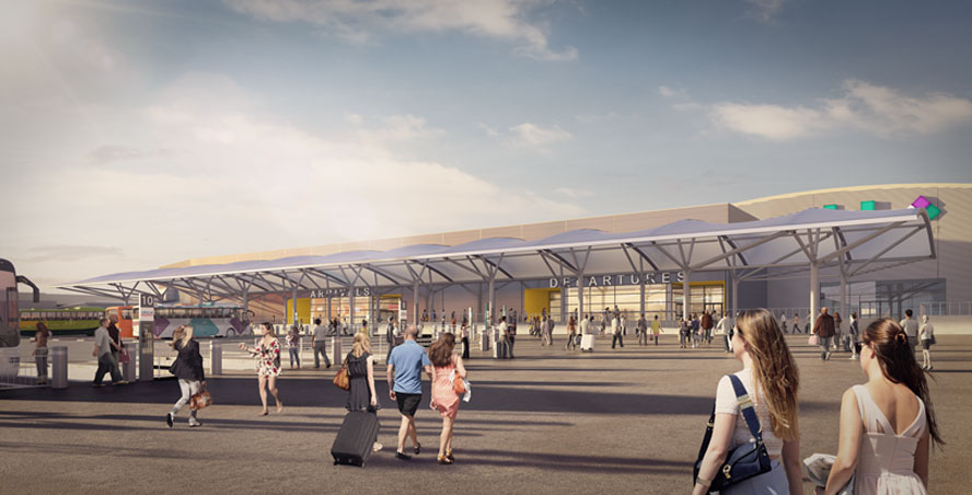 London Luton Airport Vision