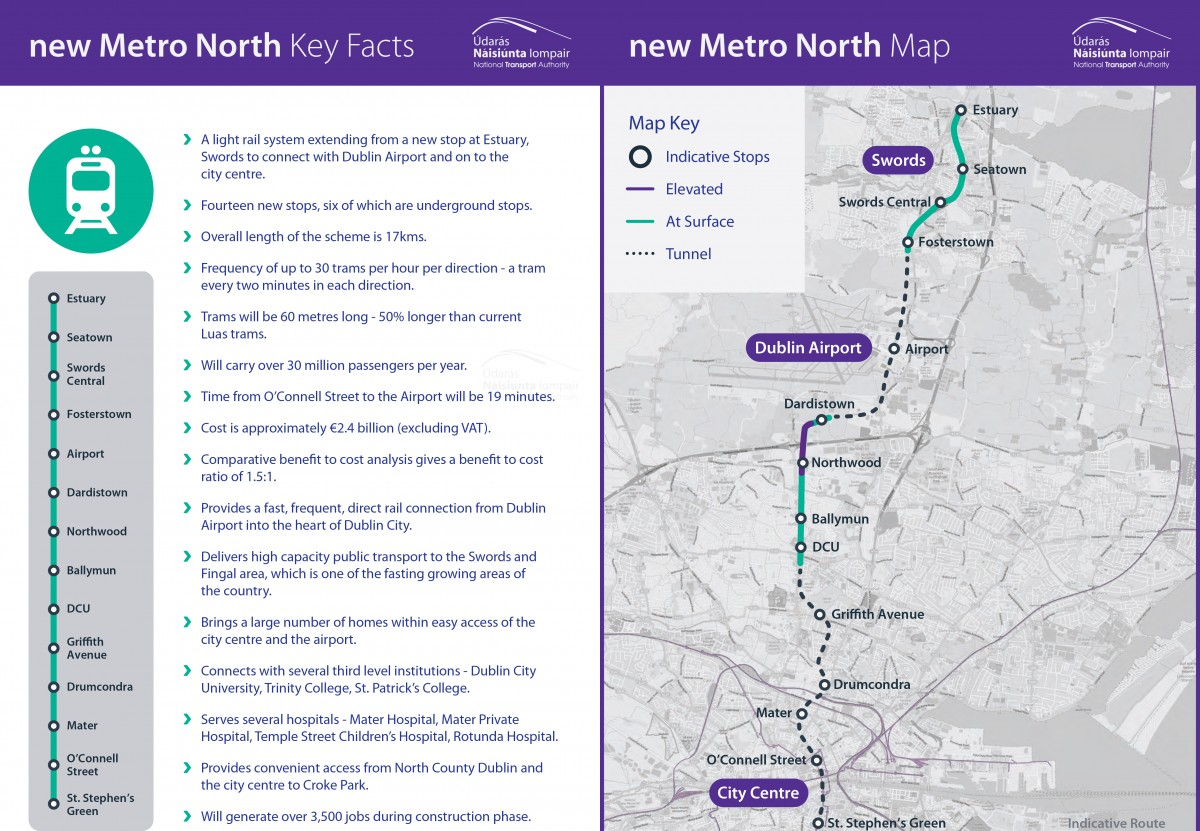 New Metro North Map and Key Facts 1 e14495753249811