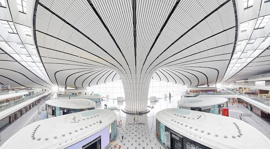 27 ZHA Beijing Daxing Int Airport HuftonCrow