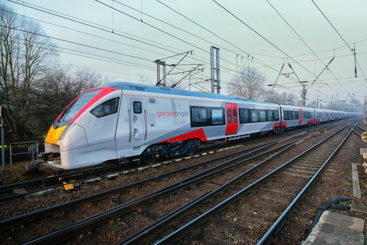 greater anglia new electric train 3