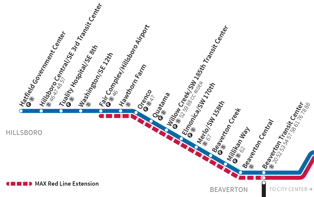 red line extension graphic 1
