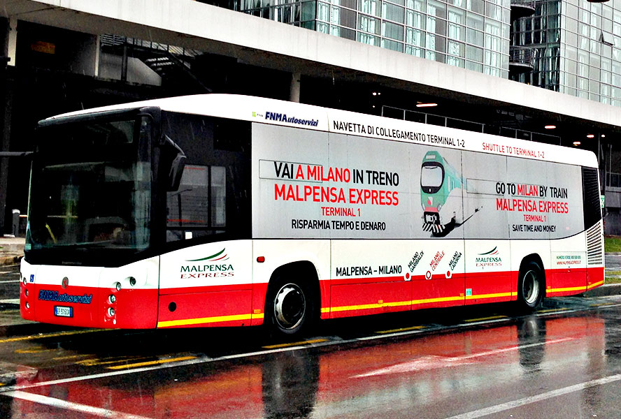 MalpensaExpress Advert1
