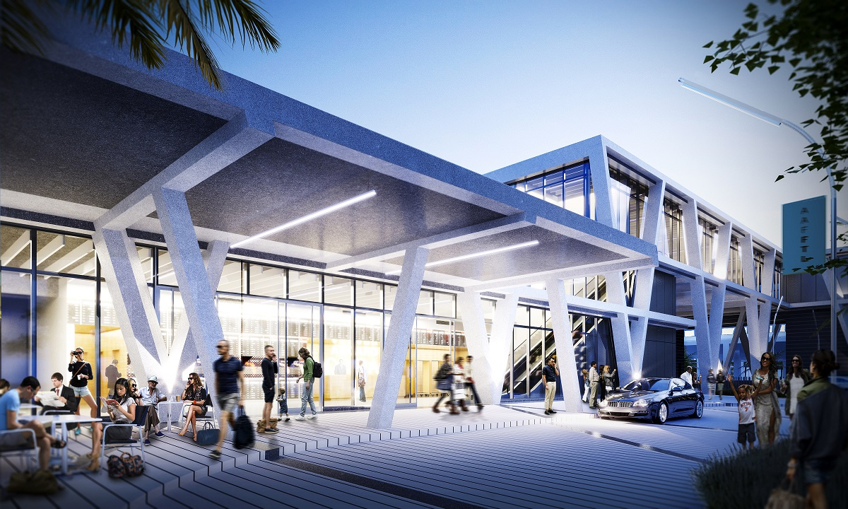 All Aboard Florida begins construction on Fort Lauderdale station